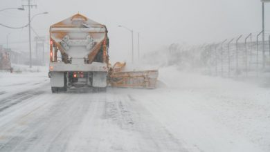 Photo of A first snowstorm for Eastern Quebec