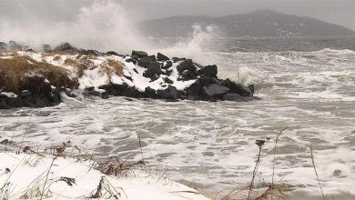 Photo of Weather difficult to predict in Gaspésie and Côte-Nord