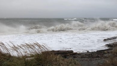 Photo of Strong winds, waves and winter storm forecast in Eastern Quebec