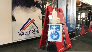 Photo of A sliding season that promises to be a little different in Val-d'Irène