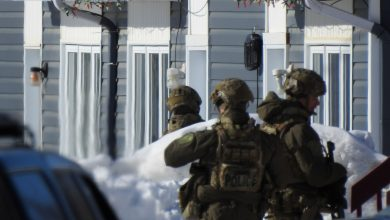 Tactical Unit in Gesgapegiag