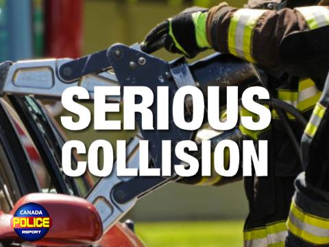 Serious Collision