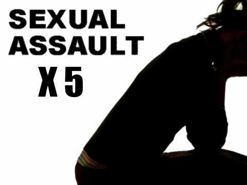 Sexual Assault X5