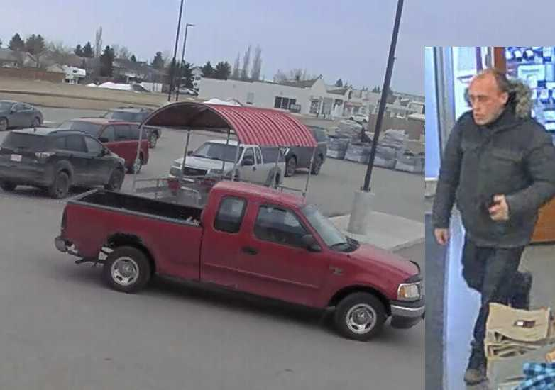 High River RCMP Seek assistance in identifying suspect