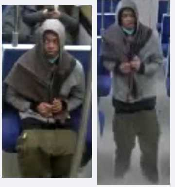Male wanted for indecent acts arrested