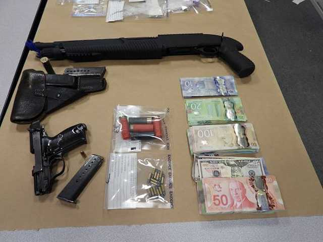 Two youths arrested in bust of drug cache site: Surrey RCMP
