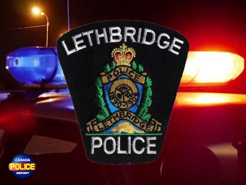 Lethbridge Police Service Patch