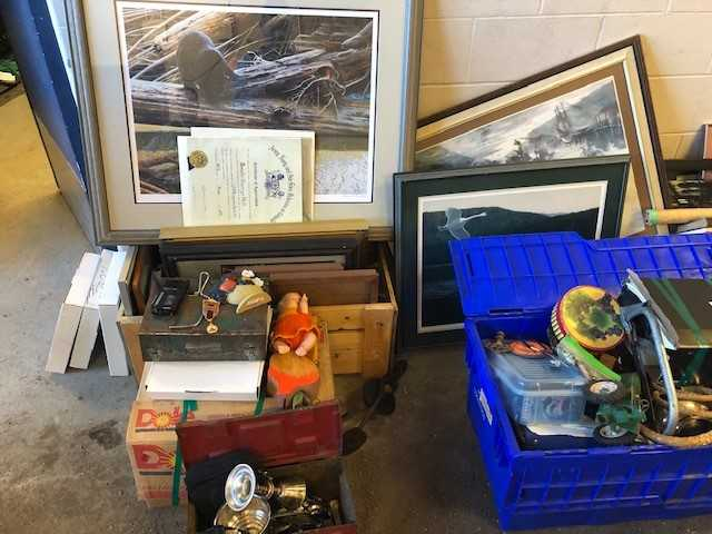 Southern Alberta RCMP Crime Reduction Unit execute search warrants recovering stolen property