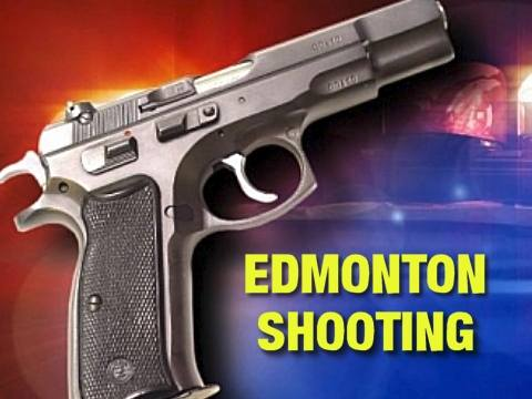 Edmonton Shooting