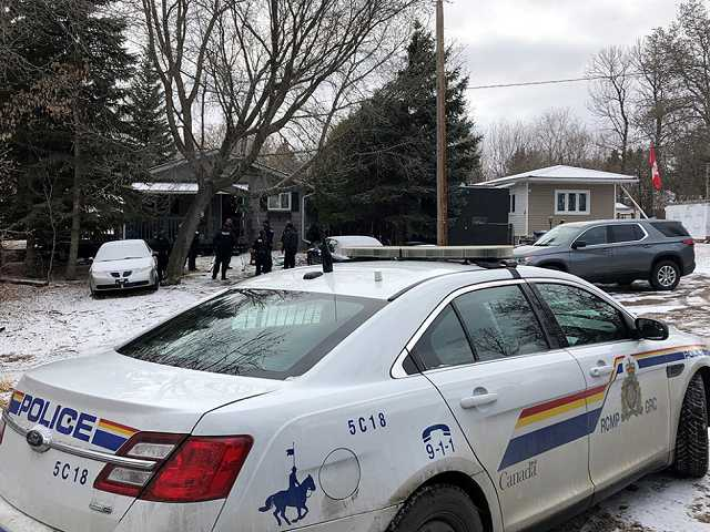RCMP search
