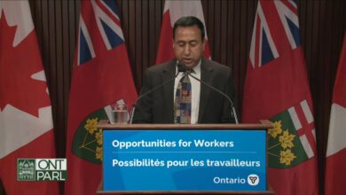 Ontario Removing Employment Barriers for Immigrants – October 21, 2021